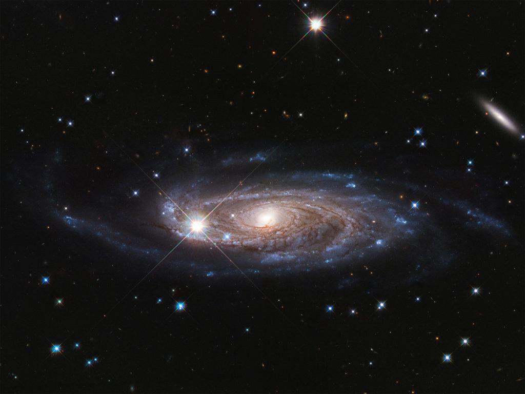 HST Galaxy UGC 2885